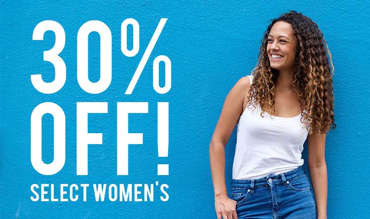 Save an Additional 30% On Women's Clothes