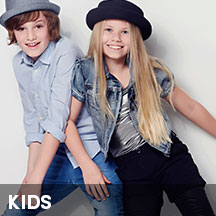 Cheap kids' clothes and shoes