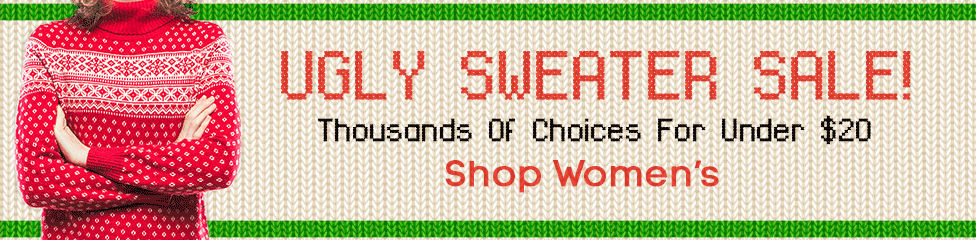 Ugly Sweater Sale Women