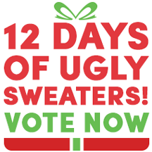 12 Days of Ugly Sweaters