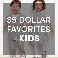 Your Favorite Kids' Clothes for $5