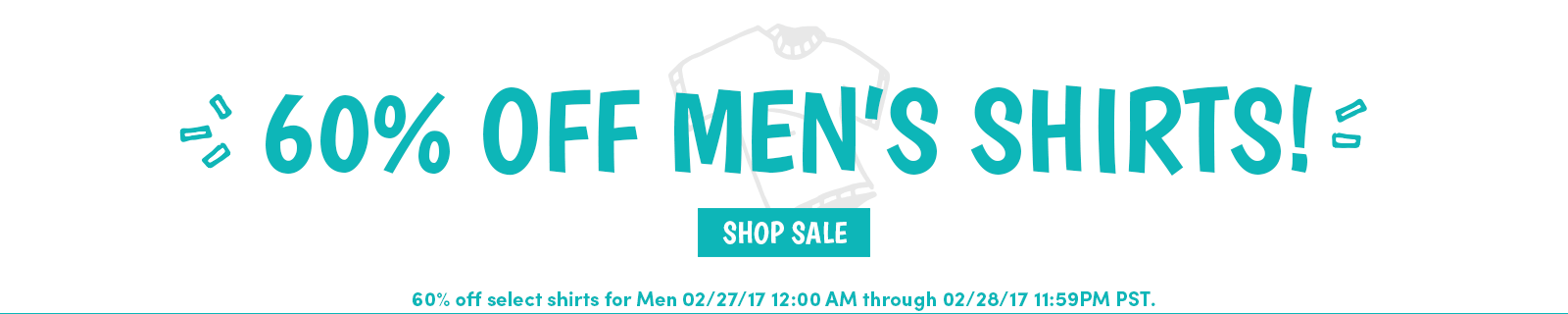 Men's Shirts Sale 60 Percent Off