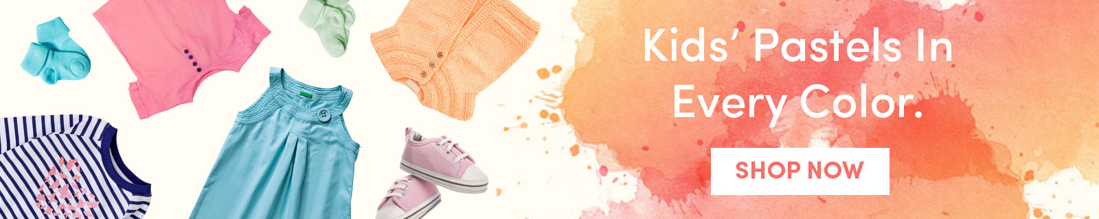 Shop the Trend: Pastels for Kids