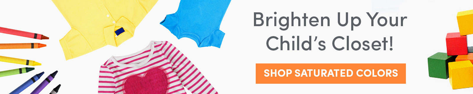 Shop the Trend: Bright Saturated Color Clothes for Kids